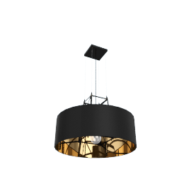 Construction Lamp Suspended M