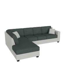 Jumbo Left Corner Sofa