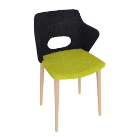 Marala_w Chair by ambianceitalia
