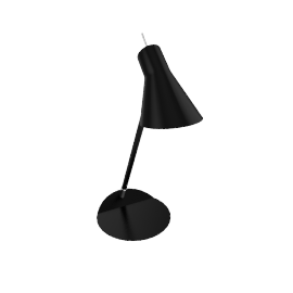 Erik Table Lamp, Black