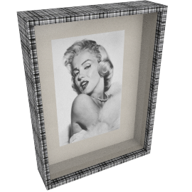 Hilton Photo Frame - small