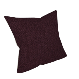 Luce Cushion, Blackberry