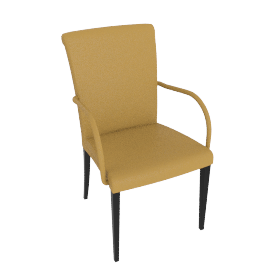 VITTORIA Chair with arms