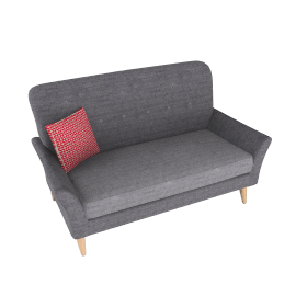 House by John Lewis Carrie Petite Sofa