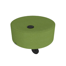 Dot pouf  by A2