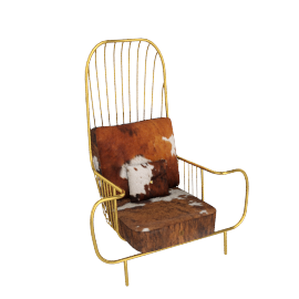 LIBERTY CHAIR (high) by bessadesign