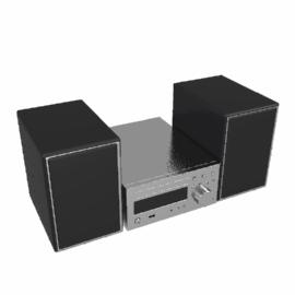 Denon DM37 DAB Micro System