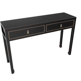 John Lewis Chinese Collection Suri Large Console Table