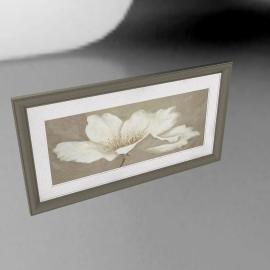 Angie Thomas- Cashmere Framed Print, 59 x 110cm
