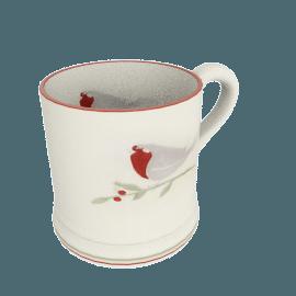Robin & Laurel Christmas Tankard Mug