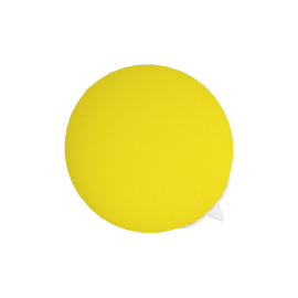 Music Balloon - Yellow