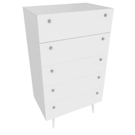 Calypso 5-Drawer Chest