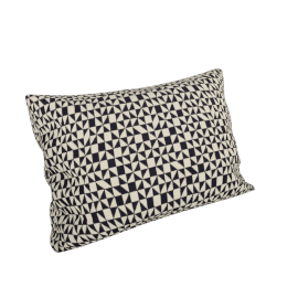 "Maharam Pillow in Checker Split 11"" X 21"""
