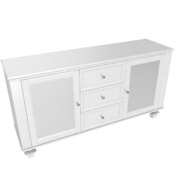 Layla 2-Door 3-Drawer Buffet