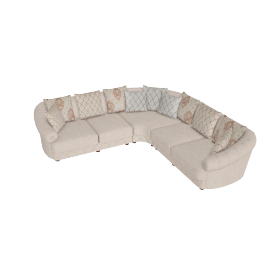Angelina Luxury Corner Sofa