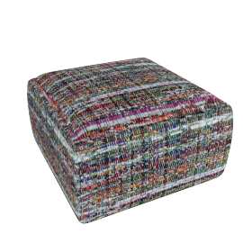 Chindy Multi Pouf - 56x56 cms