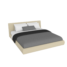 Nest King Storage Bed