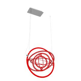 Artemide Copernico 500, red