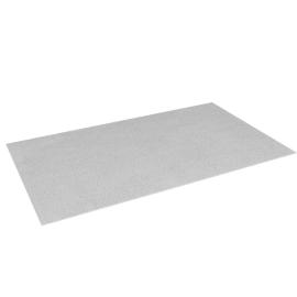 Malaga Reversible Bath Mat - 70x120 cms, White