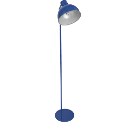 Parker Floor Lamp with 3-Pin Plug
