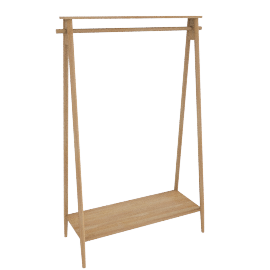 Genevieve Clothes Hanging Rail