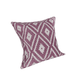 Maizon Filled Cushion - 45x45 cms, Pink