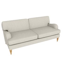 Penryn Large Sofa, Darwen Natcoal