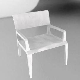 Cappellini Mr Bugatti Chair and Small Armchair