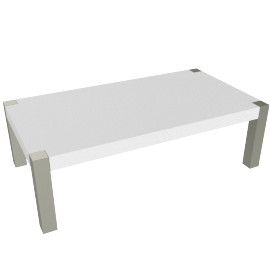 Frost Coffee Table
