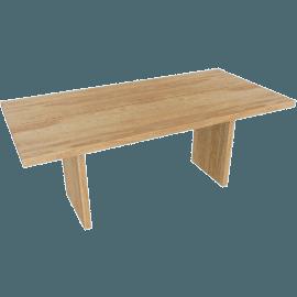 Gather Table 73'', Oak