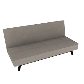 Yoko Sofa Bed, Cream