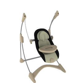 Graco Silhouette Swing, Bruges
