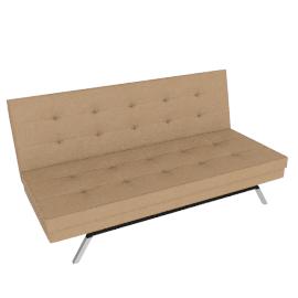 Vinci Sofa Bed, Gold