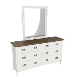 Louis Dresser with Mirror