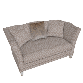 Casablanca Textured 2-Seater Sofa