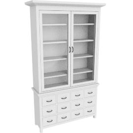 Hampton Apothecary Cabinet