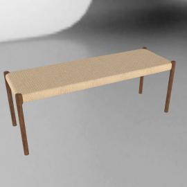 Moller Bench 63A - Woven