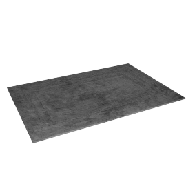 Indulgence Reversible Bath Mat - 60x90 cms, Grey