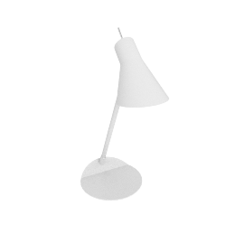 Erik Table Lamp, White