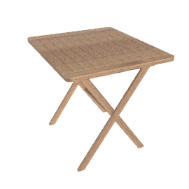 Tahiti Folding Balcony Table