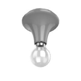 Artemide Teti, antracite grey