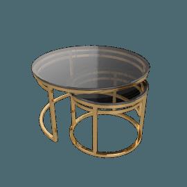 Bogart 2-Piece Coffee Table Set