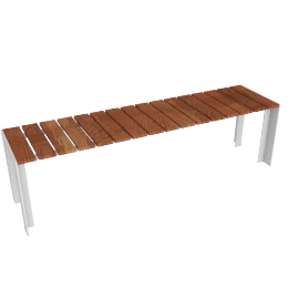 Deneb Teak Bench - Large