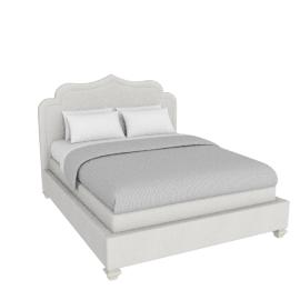 Taj 180X210 Bed-Beige