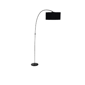 Arche Floor Lamp, Black