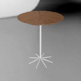 Petal End Table - Teak