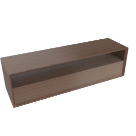 Eterno tv Unit - Walnut