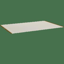 Mattia Rug 6x9, White