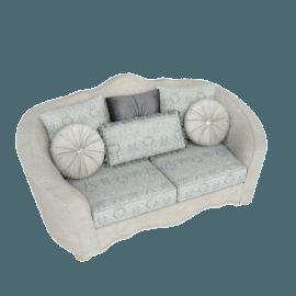 Zahra 2-Seater Sofa