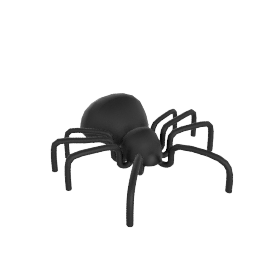 Natural History Museum Radio-Controlled Black Widow Spider
